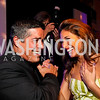 Photo by Tony Powell. Esai Morales, Giselle Iti. Noche de Gala 2010. Mayflower Hotel. September 14, 2010